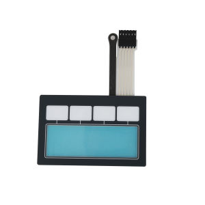 Customized Membrane Switch with 3m Adhesive pictures & photos