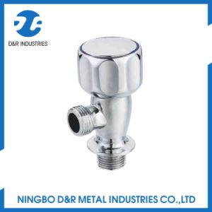 High Quality Brass Long Angle Valve pictures & photos