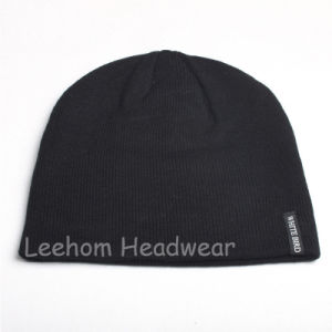 Promotional Item Knitted Warm Winter Beanie Hat pictures & photos