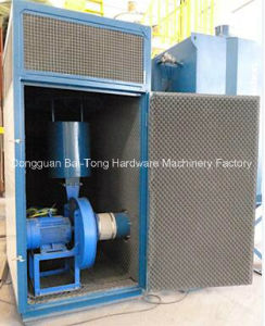 Shot Peening Machine for Aircraft Undercarradge pictures & photos