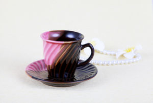 Cheap Stoneware Cup&Saucer as Customized pictures & photos