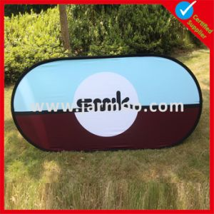 Horizontal Outdoor Standing Pop out Banner pictures & photos