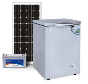 DC 12V Solar Chest Freezer 93L Triple Power Integrated pictures & photos