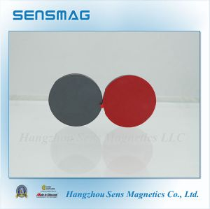 Big Disk Permanent Ferrite Magnet with ISO9001 pictures & photos