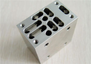 Aluminum CNC Machining Mechanical Filter for Telecommunications