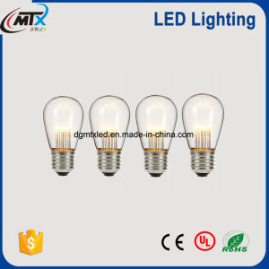 C35 Starry LED bulb replacement light 0.6W LED Global Bulb pictures & photos