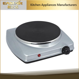 Household Appliance Electric Hotplate (ES-101) pictures & photos