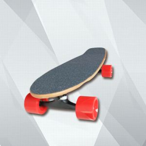 350W 4 Wheels Electric Mini Skateboard with Remote Control pictures & photos