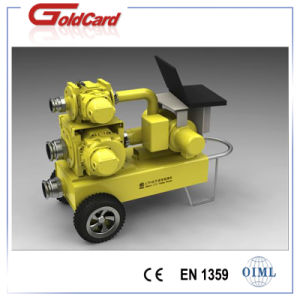 Lth Type Gas Flowmeter Trolley Prover pictures & photos