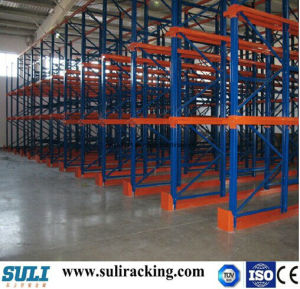 Heavy Duty Teardrop Pallet Rack for Bulk Products Storage pictures & photos