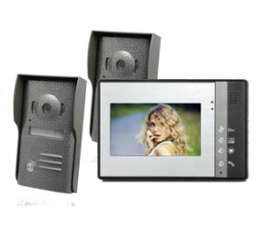 Video Door Phone Door Bell Intercom for Single Villa Intercom pictures & photos