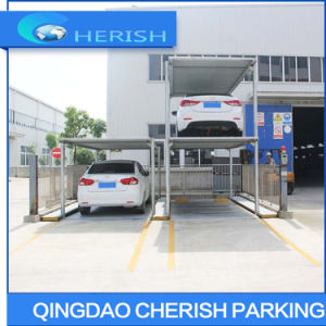 3 Level Simple Parking Equipment with Pit pictures & photos