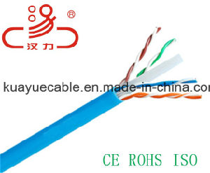 CAT6A, Utpcable, Solid, 500MHz, /Computer Cable/Data Cable/Communication Cable/Audio Cable/Connector pictures & photos