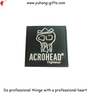 Soft PVC Tag for Garment (YH-RL047) pictures & photos