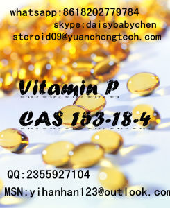 Herbal Extract Rutin/Vitamin P/CAS 153-18-4
