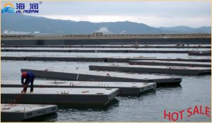 Most Hot Sales Marina Floating Wharf with Qualified Concrete Pontoon pictures & photos