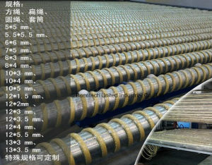 Good Price Quality Kevlar Rope pictures & photos