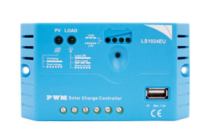 10A 20A Solar Charge  Regulator/Controller with USB pictures & photos