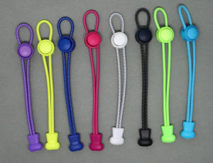 OEM Colorful Elastic Adjustable Shoelace and Rope for Promotion pictures & photos