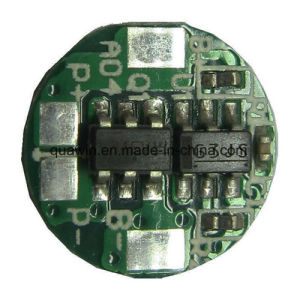 1s BMS for 3.6V Lithium Ion Battery Pack 10440 Battery pictures & photos