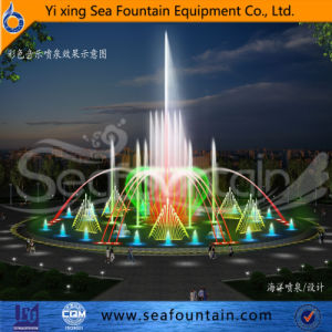 Combination Type Multimedia Music Water Fountain pictures & photos