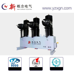 Ab-3s-40.5 Type Outdoor Hv Permanent-Magnetic Vacuum Circuit Breaker pictures & photos