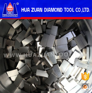 Power Tools Part Diamond Segment for Cutting Granite pictures & photos