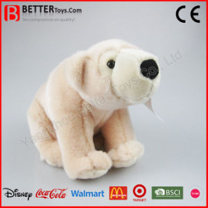 ASTM Realistic Stuffed Animal Plush Bear Toy pictures & photos
