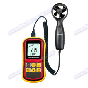 Digital Anemometer, Air Velocity, Wind Speed Meter, Thermometer, Anemograph (BE836, BE836+) pictures & photos