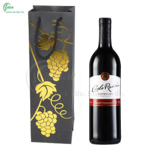 Paper Bag for Wine (KG-PB052) pictures & photos