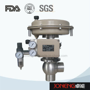 Stainless Steel Food Processing Control Valve (JN-SV2002) pictures & photos