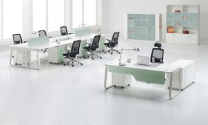 Modern Office Design Furniture Workstation Office Desk (SZ-WSK02) pictures & photos