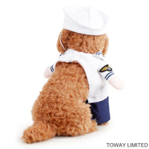 Design Dog Sailor Cosplay Pet Clothing Dog Costumes pictures & photos