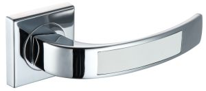 Hot Zinc Alloy Door Lock Handle (Z0-0190 CPB) pictures & photos
