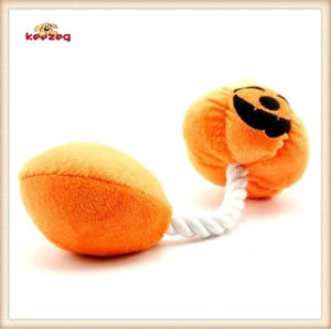 Pumpkin Pattern Plush &Stuffed Squeaky Pet Toy for Dog pictures & photos