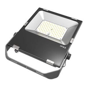 Slim Floodlight 30W Dimmable Outdoor LED Flood Light pictures & photos