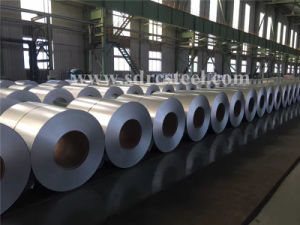 Dx53D Z100 Zero Spangle Accurate Galvanized Steel Coil, Zinc Coated Steel Coil pictures & photos