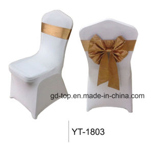 Detachable Restaurant Dining Room Chair Cover pictures & photos