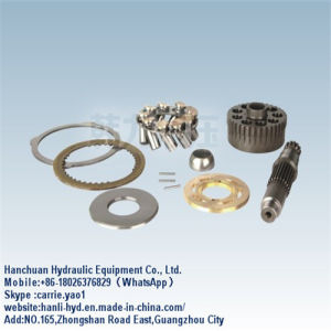 Komatsu Excavator Hydraulic Motor Parts for Kato Hyundai (PC60-7) pictures & photos