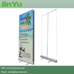 90cm*200cm Classic Retractable Roll up Banner Stands pictures & photos