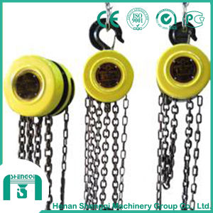 Lifting Machinery Manual Chain Hoist pictures & photos