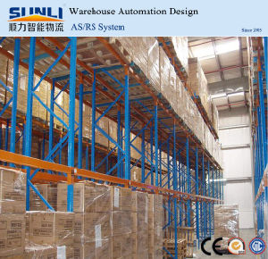 75mm Adjustable Heavy Duty Steel Selective Pallet Rack for Warehouse Storage pictures & photos