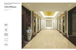 New Premium Original Wood Looking External Wall Tiles pictures & photos