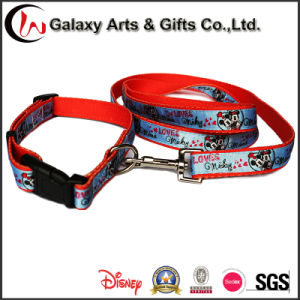 Licensed Sublimation Pet Accessories for Dog Collars Leashes