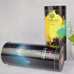 Round Wholesale Tea Tin, Promotional Tin Can, Coffee Tin Box pictures & photos