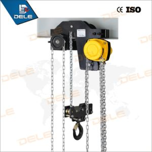 1ton Overhead Crane Chain Pulley Block pictures & photos