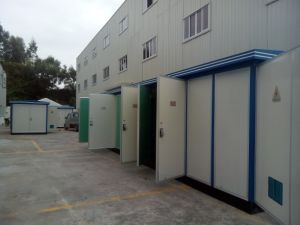 Yb-12 (12/0.4KV) Series Prefabricated Compact Electrical Substation pictures & photos