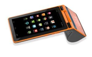 Handheld POS Machine and Mobile Android All in One POS Machine (ZKC900) pictures & photos