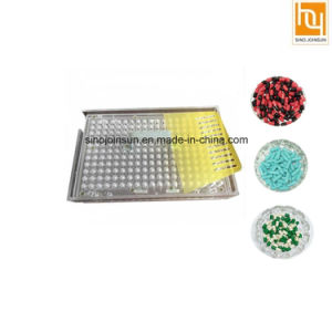 187 Holes Capsule Filling Board by Hand pictures & photos