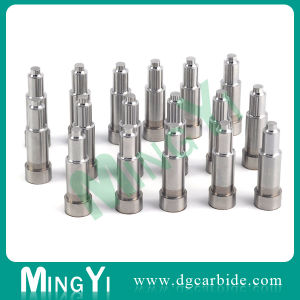 CNC Machining High Polishing Aluminium Punch pictures & photos